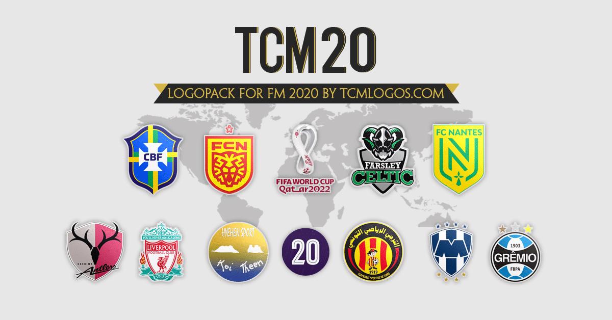 Tcm20 Logos Fm20 Fm2020 English Tcmlogos Com