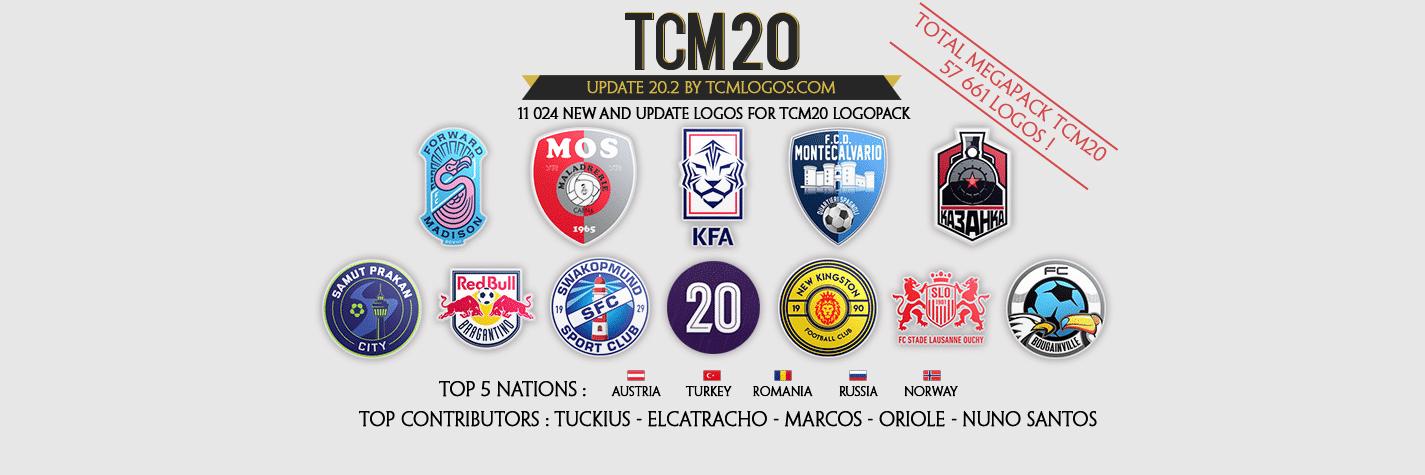 Tcm20 Logopack By Tcmlogos